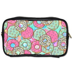 Donuts Pattern Toiletries Bags