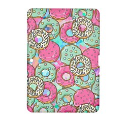 Donuts Pattern Samsung Galaxy Tab 2 (10 1 ) P5100 Hardshell Case