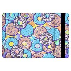 Donuts Pattern Ipad Air Flip