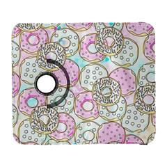 Donuts Pattern Galaxy S3 (flip/folio)