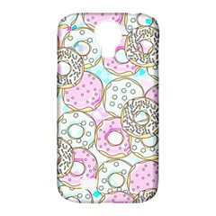 Donuts Pattern Samsung Galaxy S4 Classic Hardshell Case (pc+silicone)