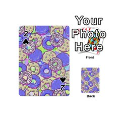 Donuts Pattern Playing Cards 54 (mini)