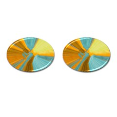 Sunshine 1576 Cufflinks (oval)
