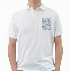 Donuts Pattern Golf Shirts