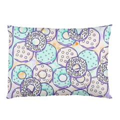 Donuts Pattern Pillow Case
