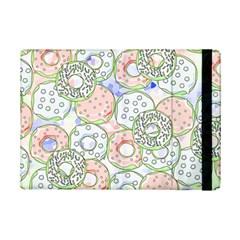 Donuts Pattern Ipad Mini 2 Flip Cases