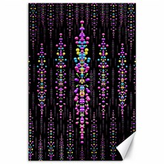 Rainbow Asteroid Pearls In The Wonderful Atmosphere Canvas 12  X 18