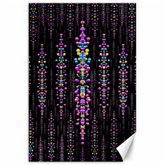 Rainbow Asteroid Pearls In The Wonderful Atmosphere Canvas 20  X 30