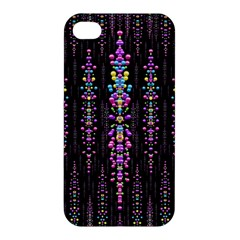 Rainbow Asteroid Pearls In The Wonderful Atmosphere Apple Iphone 4/4s Hardshell Case