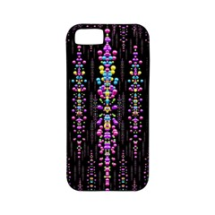 Rainbow Asteroid Pearls In The Wonderful Atmosphere Apple Iphone 5 Classic Hardshell Case (pc+silicone)