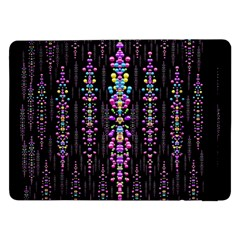 Rainbow Asteroid Pearls In The Wonderful Atmosphere Samsung Galaxy Tab Pro 12 2  Flip Case