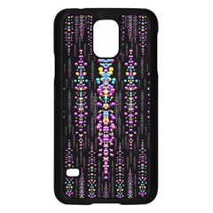 Rainbow Asteroid Pearls In The Wonderful Atmosphere Samsung Galaxy S5 Case (black)