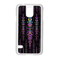 Rainbow Asteroid Pearls In The Wonderful Atmosphere Samsung Galaxy S5 Case (white)