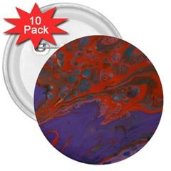 Purple Rain Img 1744 3  Buttons (10 Pack)
