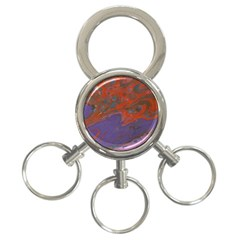 Purple Rain Img 1744 3 Ring Key Chains