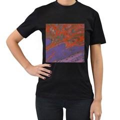 Purple Rain Img 1744 Women s T Shirt (black)