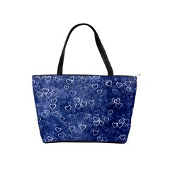 Heart Pattern Shoulder Handbags
