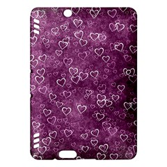 Heart Pattern Kindle Fire Hdx Hardshell Case