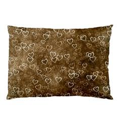 Heart Pattern Pillow Case