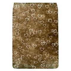Heart Pattern Flap Covers (l)