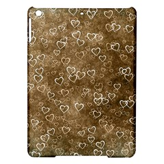 Heart Pattern Ipad Air Hardshell Cases