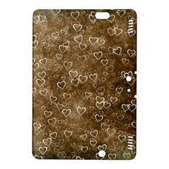 Heart Pattern Kindle Fire Hdx 8 9  Hardshell Case