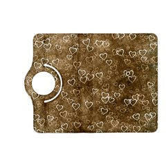 Heart Pattern Kindle Fire Hd (2013) Flip 360 Case