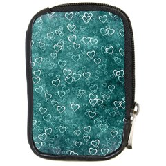 Heart Pattern Compact Camera Cases