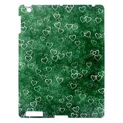 Heart Pattern Apple Ipad 3/4 Hardshell Case