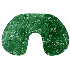 Heart Pattern Travel Neck Pillows