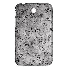 Heart Pattern Samsung Galaxy Tab 3 (7 ) P3200 Hardshell Case