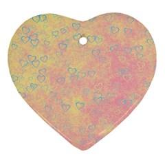 Heart Pattern Ornament (heart)