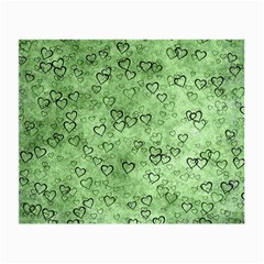 Heart Pattern Small Glasses Cloth