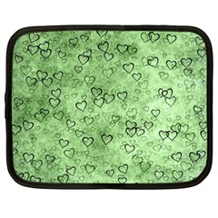 Heart Pattern Netbook Case (xxl)