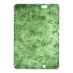 Heart Pattern Kindle Fire Hdx 8 9  Hardshell Case