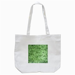 Heart Pattern Tote Bag (white)