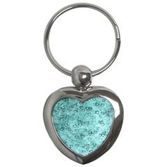 Heart Pattern Key Chains (heart)