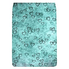 Heart Pattern Flap Covers (s)