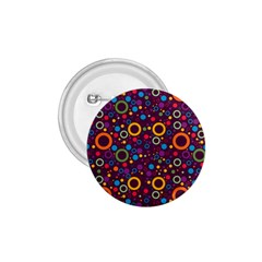 70s Pattern 1 75  Buttons