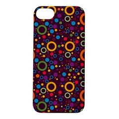 70s Pattern Apple Iphone 5s/ Se Hardshell Case