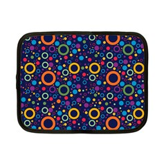 70s Pattern Netbook Case (small)