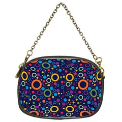 70s Pattern Chain Purses (one Side)