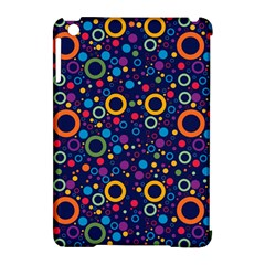 70s Pattern Apple Ipad Mini Hardshell Case (compatible With Smart Cover)