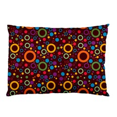 70s Pattern Pillow Case (two Sides)