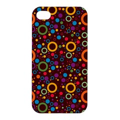 70s Pattern Apple Iphone 4/4s Hardshell Case