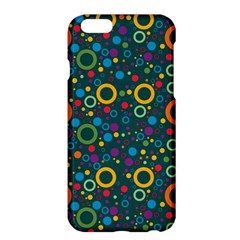 70s Pattern Apple Iphone 6 Plus/6s Plus Hardshell Case
