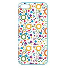 70s Pattern Apple Seamless Iphone 5 Case (color)