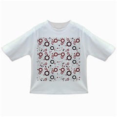 70s Pattern Infant/toddler T Shirts