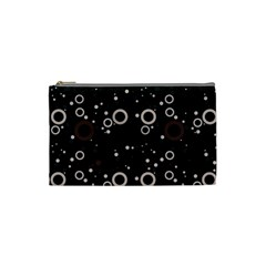 70s Pattern Cosmetic Bag (small)