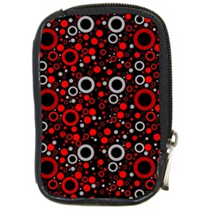 70s Pattern Compact Camera Cases